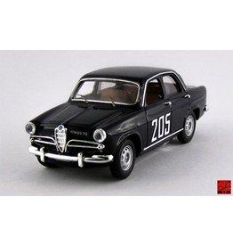 Alfa Romeo Alfa Romeo Giulietta TI  #205 Italian Champion 1964 - 1:43 - Rio