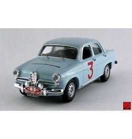 Alfa Romeo Alfa Romeo Giulietta TI  #3 Rally Monte Carlo 1960 - 1:43 - Rio