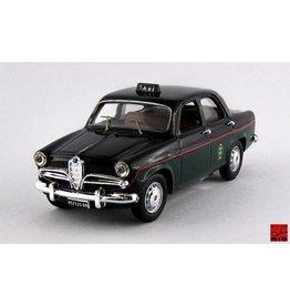 Alfa Romeo Alfa Romeo Giulietta Berlina Taxi City Milan 1959 - 1:43 - Rio