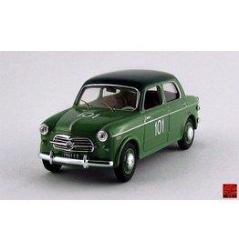 Fiat Fiat 1100/103 T.V. #101 Mille Miglia (Italy) 1954 - 1:43 - Rio
