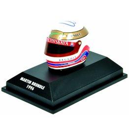Helm Helm Martin Brundle 1996 - 1:8 - Minichamps