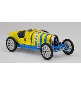 Formule 1 Bugatti Type 35 #5 National Color Project Sweden 1924 - 1:18 - CMC
