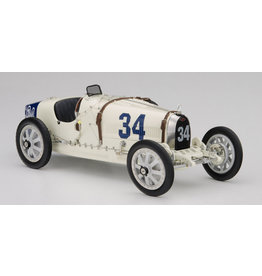 Formule 1 Bugatti Type 35 #34 National Color Project USA 1924 - 1:18 - CMC