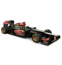 Formule 1 Formule 1 Lotus F1 E21 #7 Team Renault Test Car 2013 Davide Valsecchi - 1:43 - Corgi