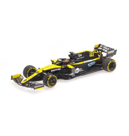 Formule 1 Renault DP World F1 Team R.S.20 E. Ocon Launch Spec 2020 - 1:43 - Minichamps