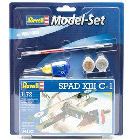 Spad XIII C-1 + Aqua Color - 1:72 - Revell