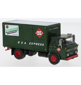 GMC GMC Steel Tilt Cab Rigid Box Truck REA Express 1960 - 1:64 - Neo Scale Models