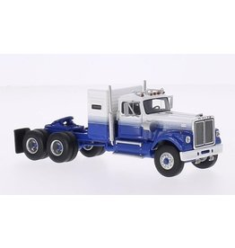 White White Road Boss Tractor Sleeper Cab 6x4 1977 - 1:64 - Neo Scale Models