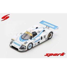 Mazda Mazda 787 B #18 24h Le Mans 1991 - 1:18 - Spark