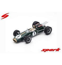 Formule 1 Formule 1 Brabham BT24 #3 Winner GP France 1967 - 1:18 - Spark