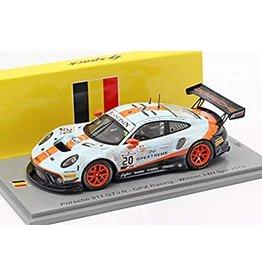 Porsche Porsche 911 GT3 R #20 GPX Racing Winner 24h Spa (Belgium) 2019 'Dirty Version' - 1:43 - Spark