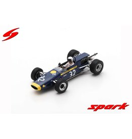 Lola Lola T100 #32 GP de Pau (France) F2 1968 - 1:43 - Spark