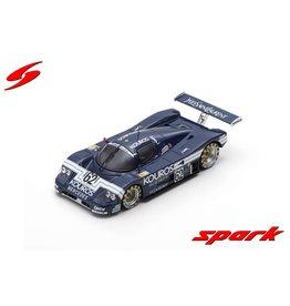Oreca Sauber C9 #62 24h Le Mans 1987 - 1:43 - Spark
