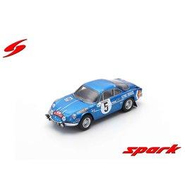 Alpine Alpine A110 #5 Rally Monte Carlo 1971 - 1:43 - Spark