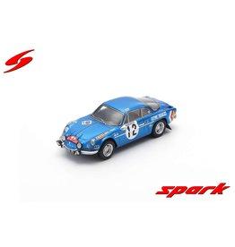Alpine Alpine A110 #12 Rally Monte Carlo 1971 - 1:43 - Spark