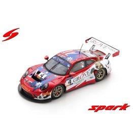 Porsche Porsche 911 GT3 R #4 FIA Motorsport Games Team Australia Grove GT Cup Vallelunga (Italy) 2019 - 1:43 - Spark