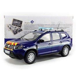 Dacia Dacia Duster MK2 Gendarmerie - 1:18 - Solido