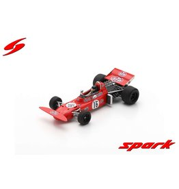 Formule 1 Formule 1 March 7211 #16 GP Germany 1971 - 1:43 - Spark