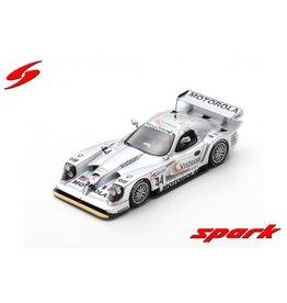 Panoz Panoz Esperante GTR-1 #44 Panoz Motorsports Inc.  24h Le Mans 1998 - 1:43 - Spark