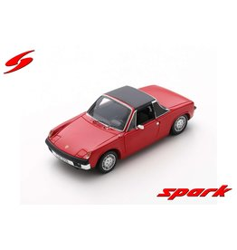 Porsche Porsche 914/6 1973 - 1:43 - Spark