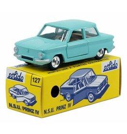 NSU NSU Prinz IV 1963 - 1:43 - Solido