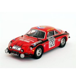 Alpine Alpine Renault A110 #120 Rally WM RAC Rally (UK) 1972 - 1:43 - Troféu