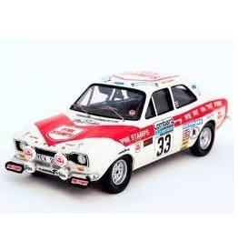 Ford Ford Escort MKI RHD #33 Pink Stamps Rally WM RAC Rally (UK) 1975 - 1:43 - Troféu