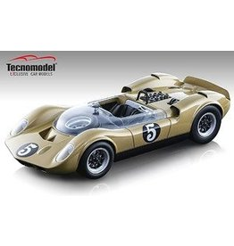 McLaren McLaren Elva Mark I #5 Spinout Movie 1966 TV Series - 1:18 - Tecnomodel Mythos