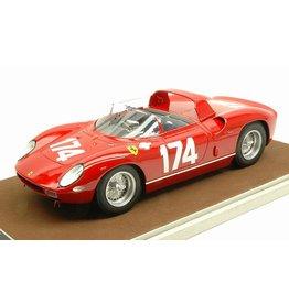 Ferrari Ferrari 250P Spider #174 Targa Florio (Sicily) 1963 - 1:18 - Tecnomodel Mythos