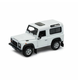Land Rover Land Rover Defender -1:24 - Welly