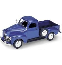 Chevrolet Chevrolet 3100 Pick-Up 1953 - 1:24 - Welly