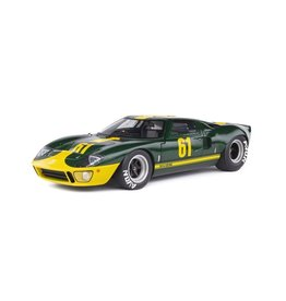 Ford Ford GT40 MK1 Racing #61 - 1:18 - Solido