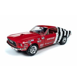 Ford Ford Mustang S/S Cobra Jet Sandy Elliot Performance Centre 1968 - 1:18 - Auto World