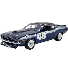 Plymouth Plymouth Barracuda #48 Coupe 1970 - 1:18 - ACME
