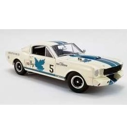 Ford Ford USA Mustang Shelby GT350R Coupe #5 Champion Canada 1965 - 1:18 - ACME