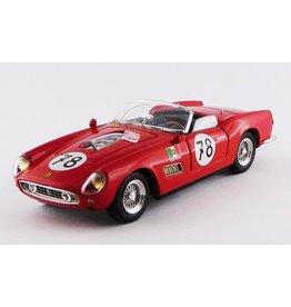 Ferrari Ferrari 250 California #78 Nürburgring (Germany) 1960 - 1:43 - Art Model