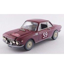Lancia Lancia Fulvia Coupe 1200HF #59 Rally Monte Carlo (Monaco) 1966 - 1:43 - Best Model