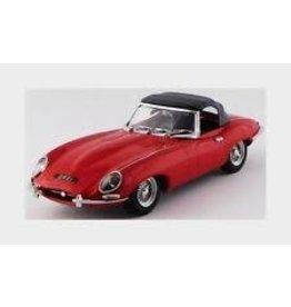 Jaguar Jaguar E-Type 3.8 Spider Cabriolet I Series 1961 Personal Car Elton John - 1:43 - Best Model