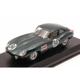 Jaguar Jaguar E-Type Coupe #84 12h Sebring (USA) 1968 - 1:43 - Best Model