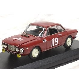 Lancia Lancia Fulvia Coupe 1.2 #119 Rally Tour de Corse (First Lancia Rally) 1965 - 1:43 - Best Model