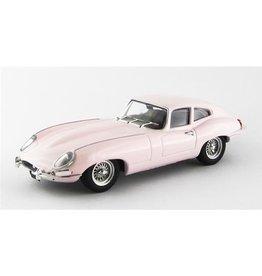 Jaguar Jaguar E-Type Coupe 1961 Personal Car Rita Pavone - 1:43 - Best Model