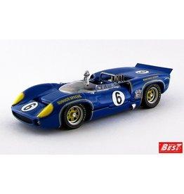 Lola Lola T70 MKII Spider #6 Winner Mosport Can-Am (Canada) 1966 - 1:43 - Best Model