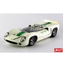 Lola Lola T70 Spider #1 Winner Mallory Park (UK) 1966 - 1:43 - Best Model