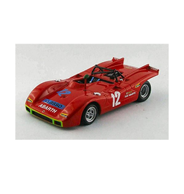 Abarth Abarth SP2000 #12 Targa Florio (Sicily) 1971 - 1:43 - Best Model