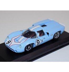 Lola Lola T70 Coupe #9 Sebring (USA) 1968 - 1:43 - Best Model