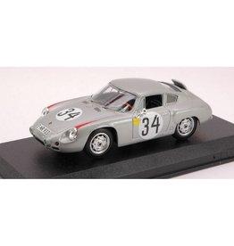 Porsche Porsche 695GS Abarth #30 24h Le Mans 1962 B.Pon - 1:43 - Best Model