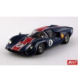 Lola Lola T70 Coupe #16 Norisring (Germany) 1969 - 1:43 - Best Model