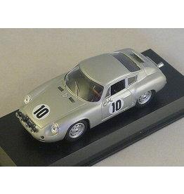 Porsche Porsche 1600GS Abarth #10 Team Pablo Picasso Rally dos Catalunas (Spain) 1965 - 1:43 - Best Model