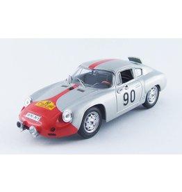 Porsche Porsche 1600GS Abarth #90 Tour de Corse (Corsica) 1961 - 1:43 - Best Model