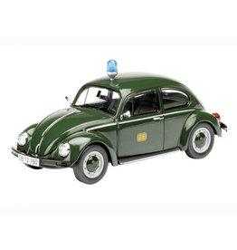 Volkswagen Volkswagen Käfer 'Bahnpolizei' - 1:43 - Schuco